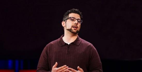 Zak Ebrahim at the TED Talk