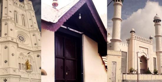 Religious Harmony-Thiruvanathapuram