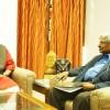 Sri M-with Dr APJ Abdul Kalam- Walk of Hope 2015