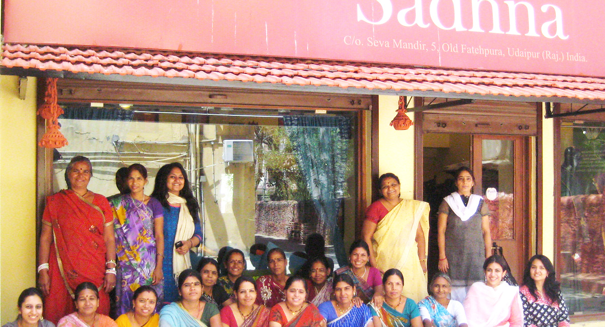 Sadhna Udaipur-Redifining Empowerment of Women