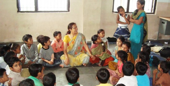 Beena Rao's Prayas Free Coaching-Classes empowering slum children