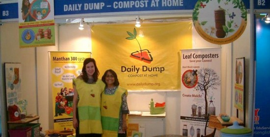 Daily Dump is making a difference via Composting at Home, Bengaluru