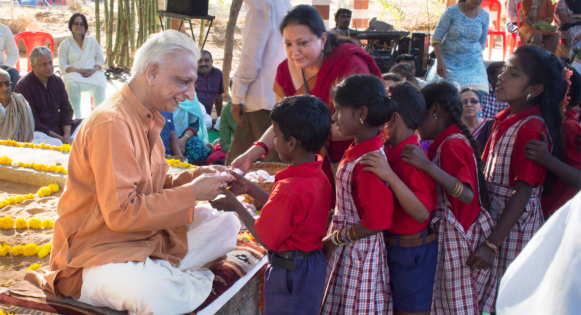Sri M-Manav Ekta Mission