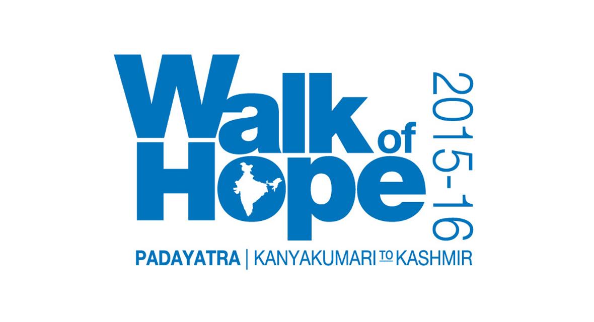 Walk of Hope -2015-16 Official Website
