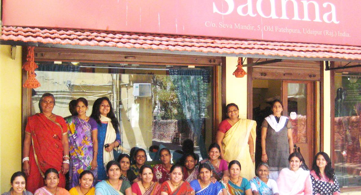 Sadhna Udaipur-Redifining Empowerment of Women