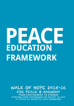 Peace Framework for Schools by Manav Ekta Mission Youth Initiatives