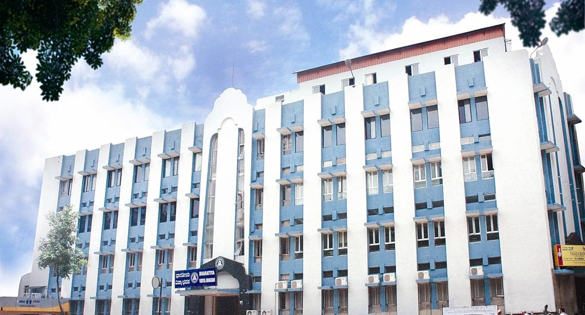 Sri M-Vedanta Discourse-Bharatiya Vidya Bhavan-Bangalore